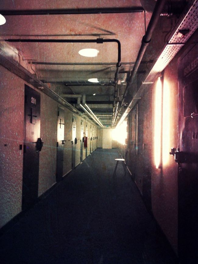 Oostereiland Hoorn Old Prison Cells