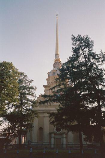 Peterandpaulfortress Travel Destinations Saint Petersburg Russia ILove Tourism Film Film Photography 35mm 35mm Film Olympusxa3