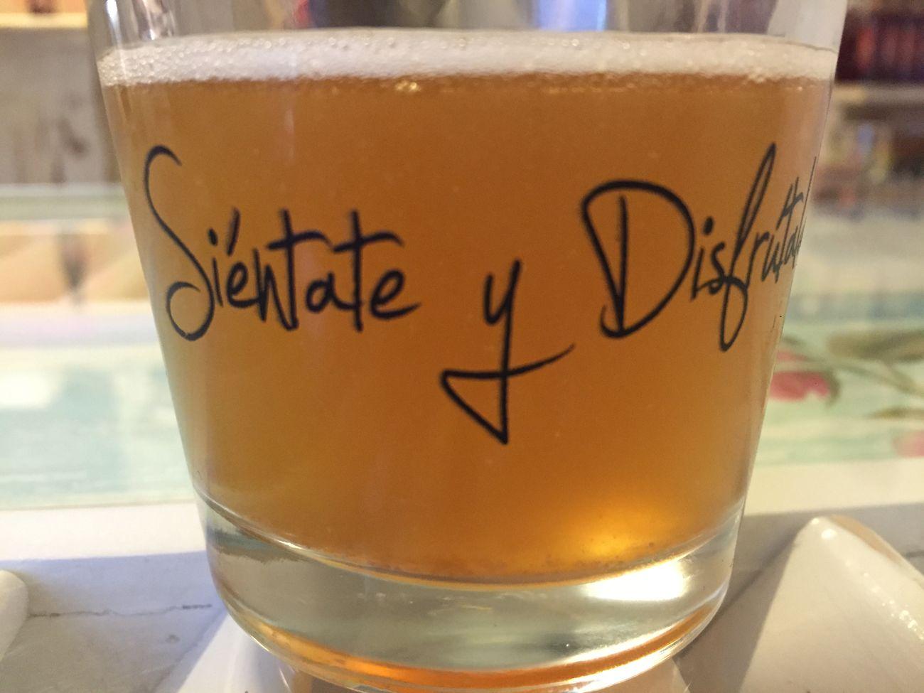 Cervecería Albur Mano Pachona Study On Beer No. 1
