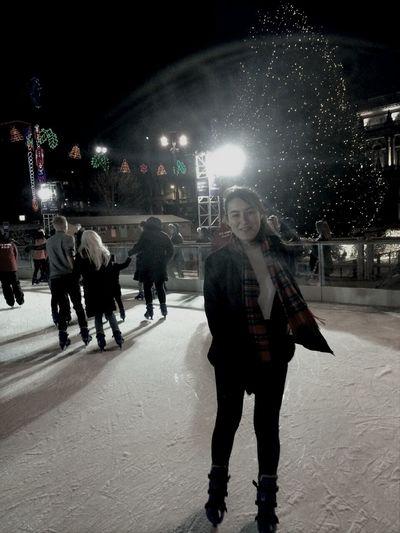 Ice skating yay! Glasgow  Glasgowonice