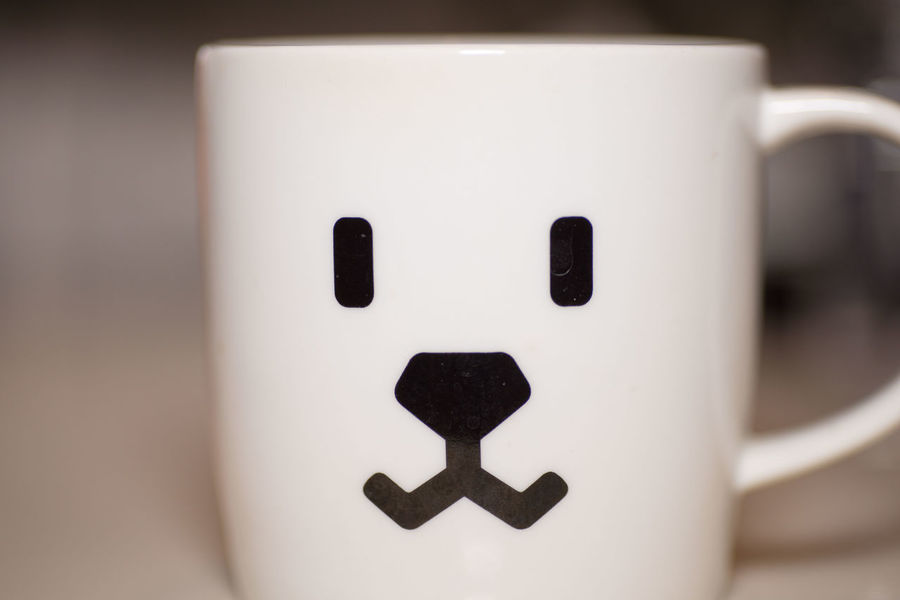#coffee #cup #dog #dogs #puppy