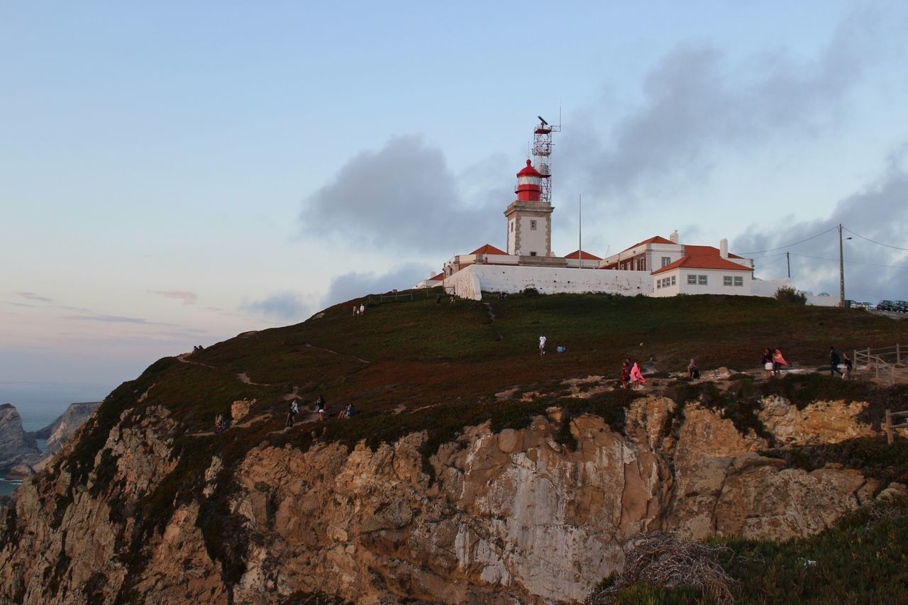 Beautiful stock photos of lighthouse, Architecture, Beauty In Nature, Building Exterior, Built Structure