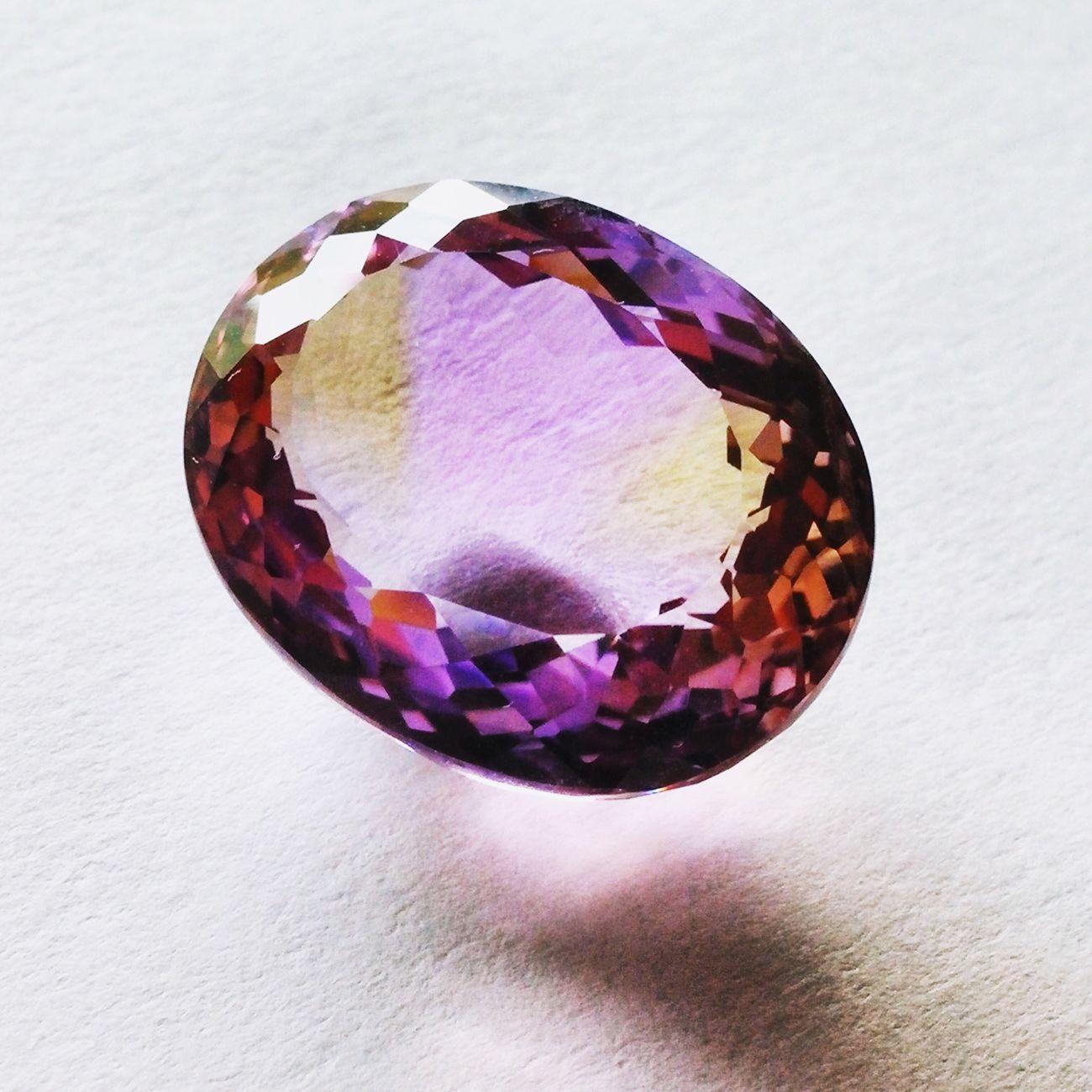 Quartz Ametrine Crystal