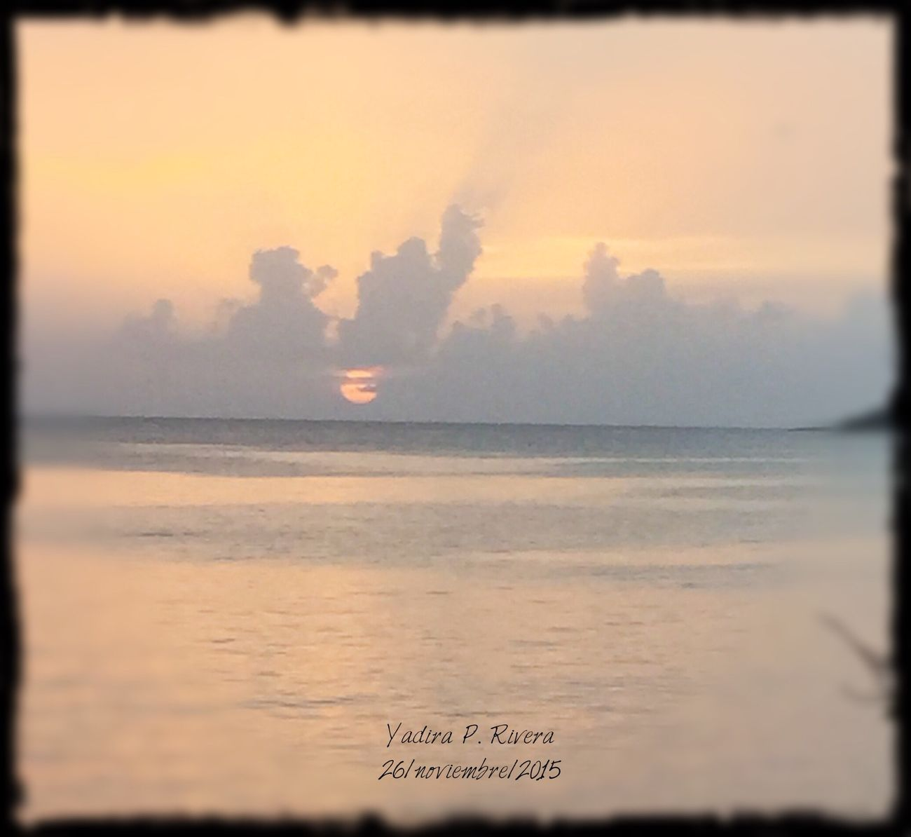 Sunset Pauletta's Sun_collection Saltylife Isla Culebra