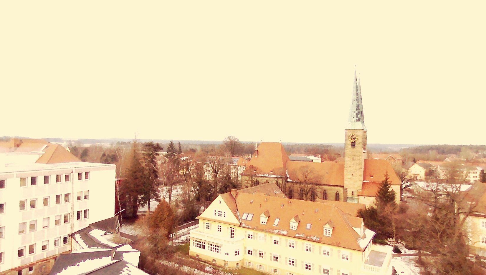 Stadtkirche Neuendettelsau First Eyeem Photo