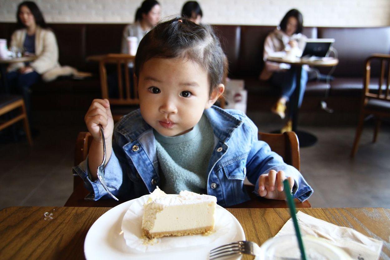 Baby Babygirl Zarababy Starbucks Cake Yummy Cute Baby