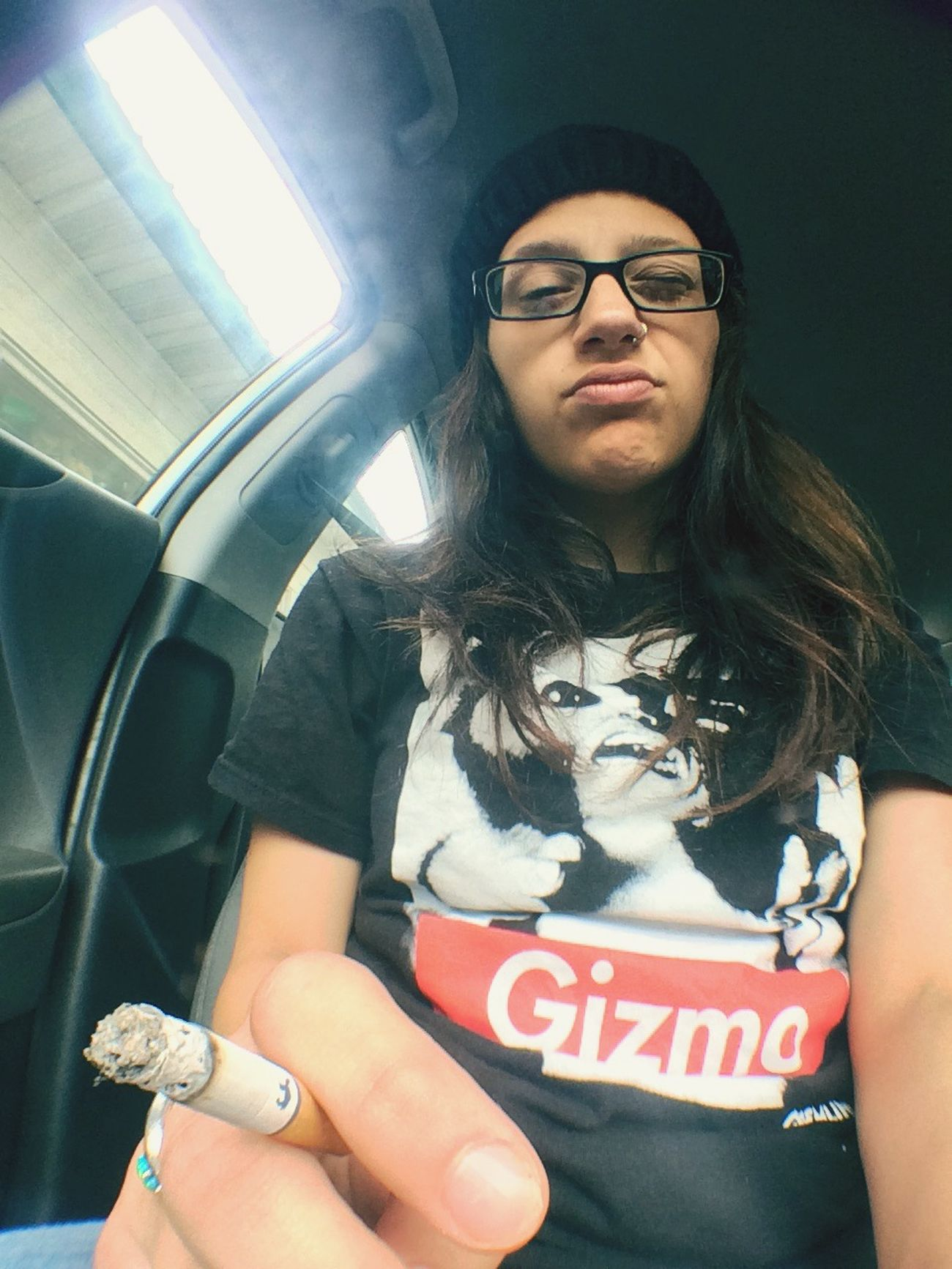 Camel Camels Gizmo Gremlins Mean Muggin But Not Really Mean Girls Who Smoke Happy Dirty Heads