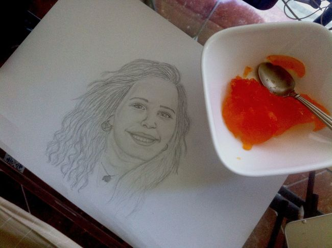 Draw Drawing Grafito Derwent