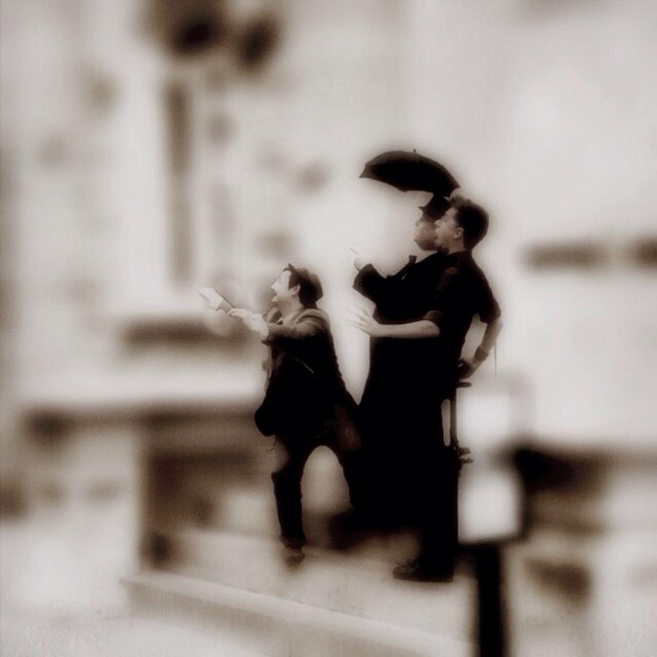 A steampunk wedding party. NEM Black&white Mob Fiction NEM Street NEM Culture