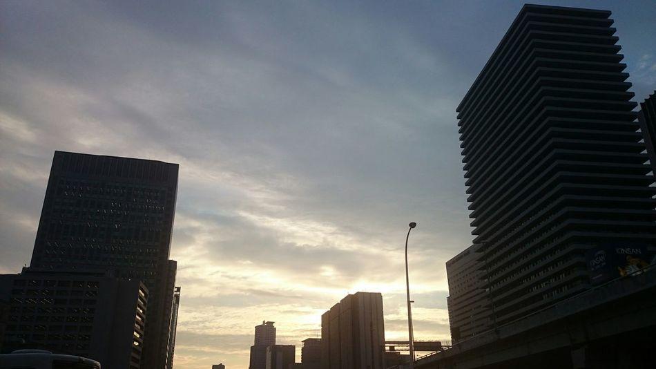 Cluds Sky Bilding OSAKA Open Edit