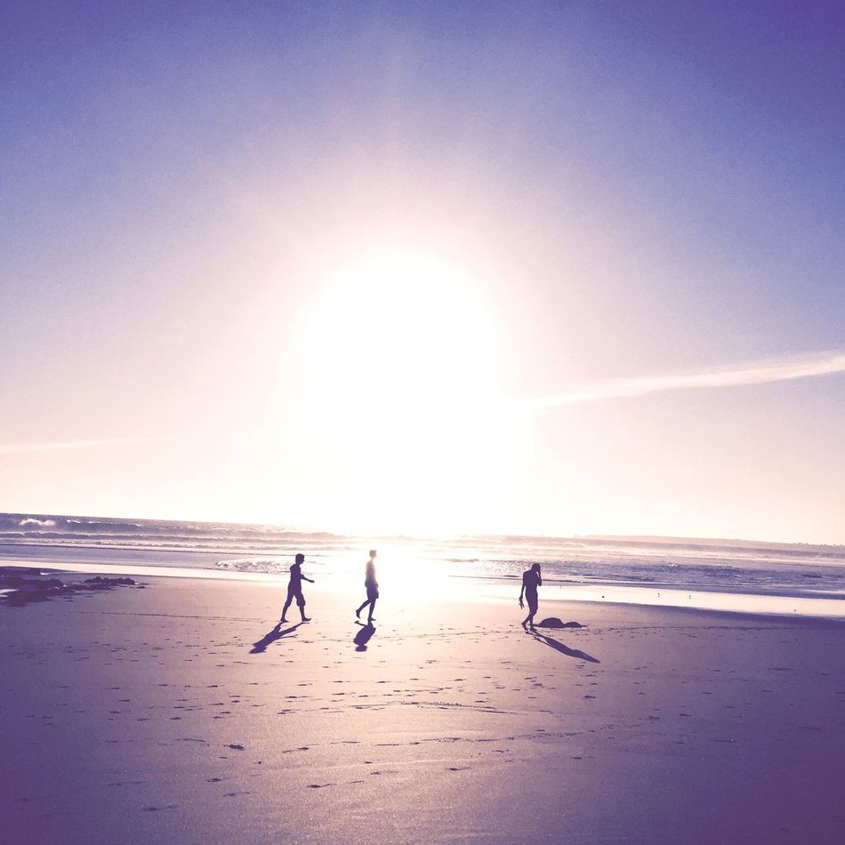 Sunset at the beach Beachphotography