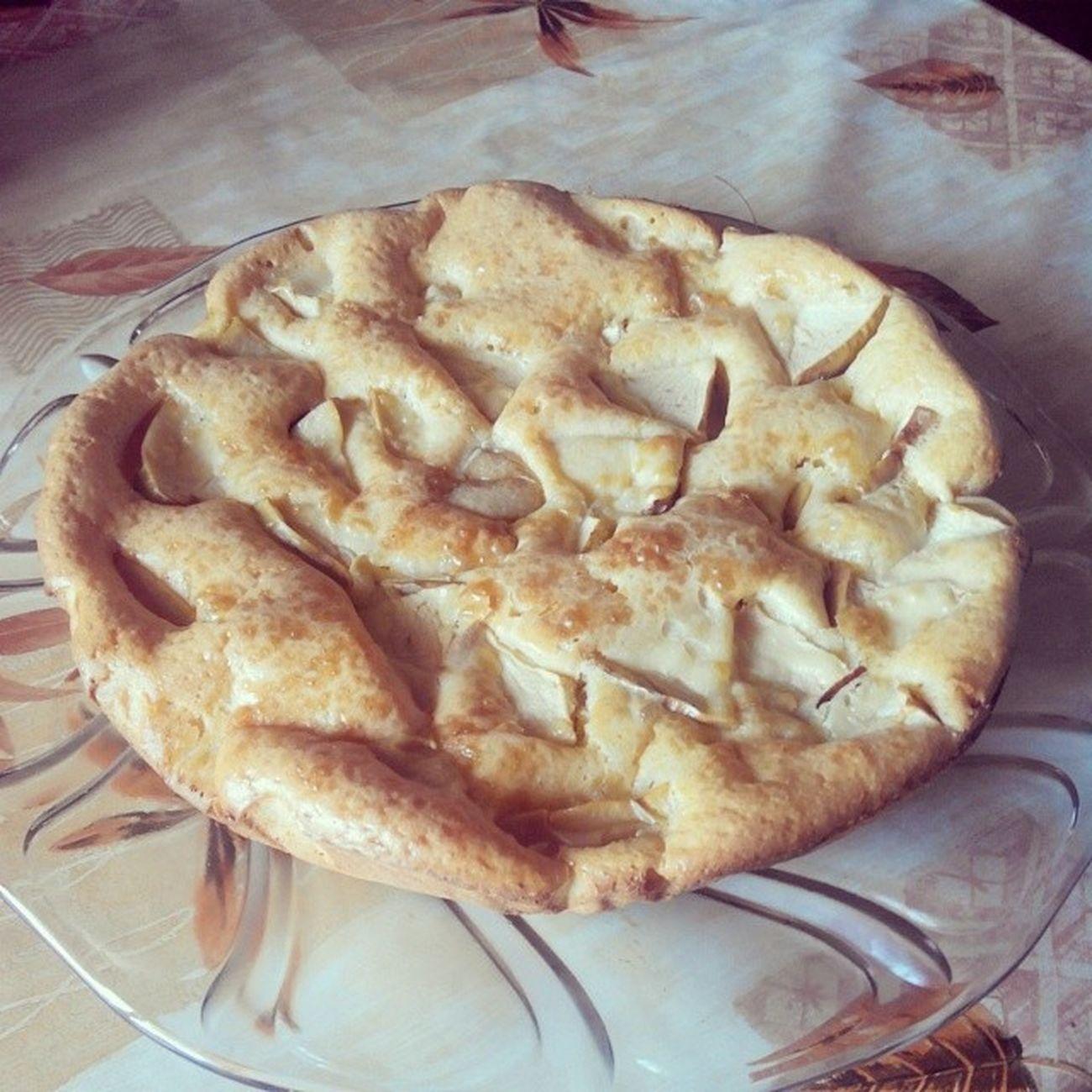 Вот как-то так) очередной пирог) Тортик , амиями , пирог , Sweet