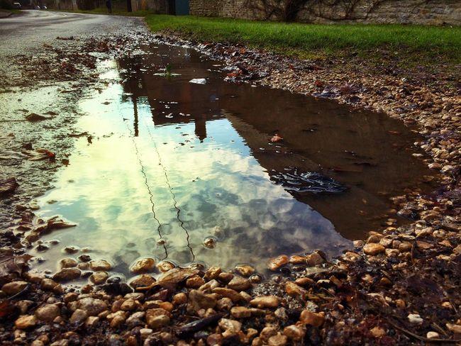 Puddle Village IPhoneography MeyseyHampton