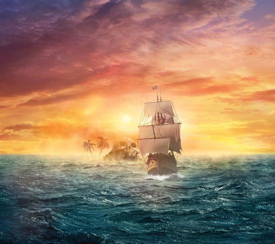 Real Life Sunset Dramatic Sky Sea Weather Nautical Vessel Storm Outdoors Cloud - Sky Business Finance And Industry No People Motivation Nature Water Lighthouse Cold Temperature Horizon Over Water Sky Day UnderSea Cyclone