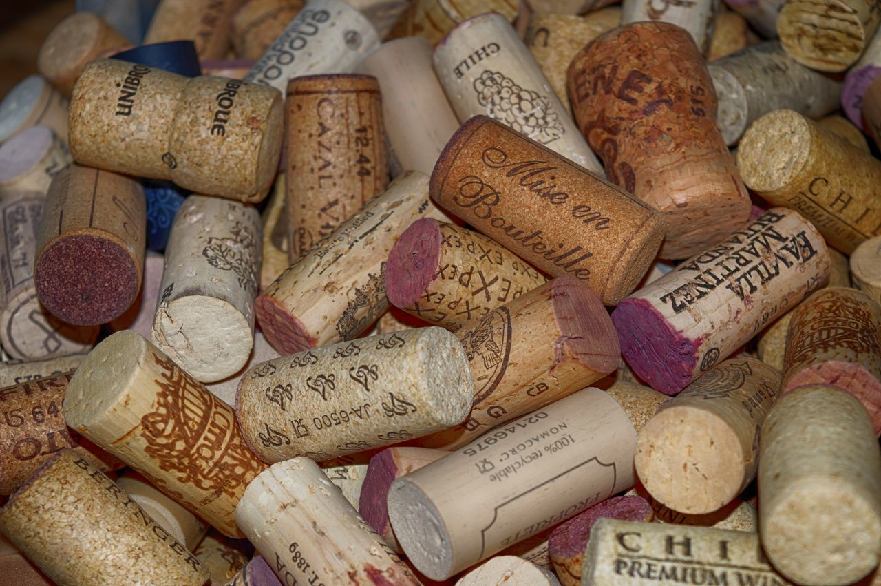 Abundance Alcohol Backgrounds Bottle Close-up Comfort Cork - Stopper Corkscrew EyeEmNewHere Food And Drink Full Frame High Angle View Home Interior Indoors  No People Recycling Texture Wine Wine Bottle Wine Cork Wine Corks Wine Moments
