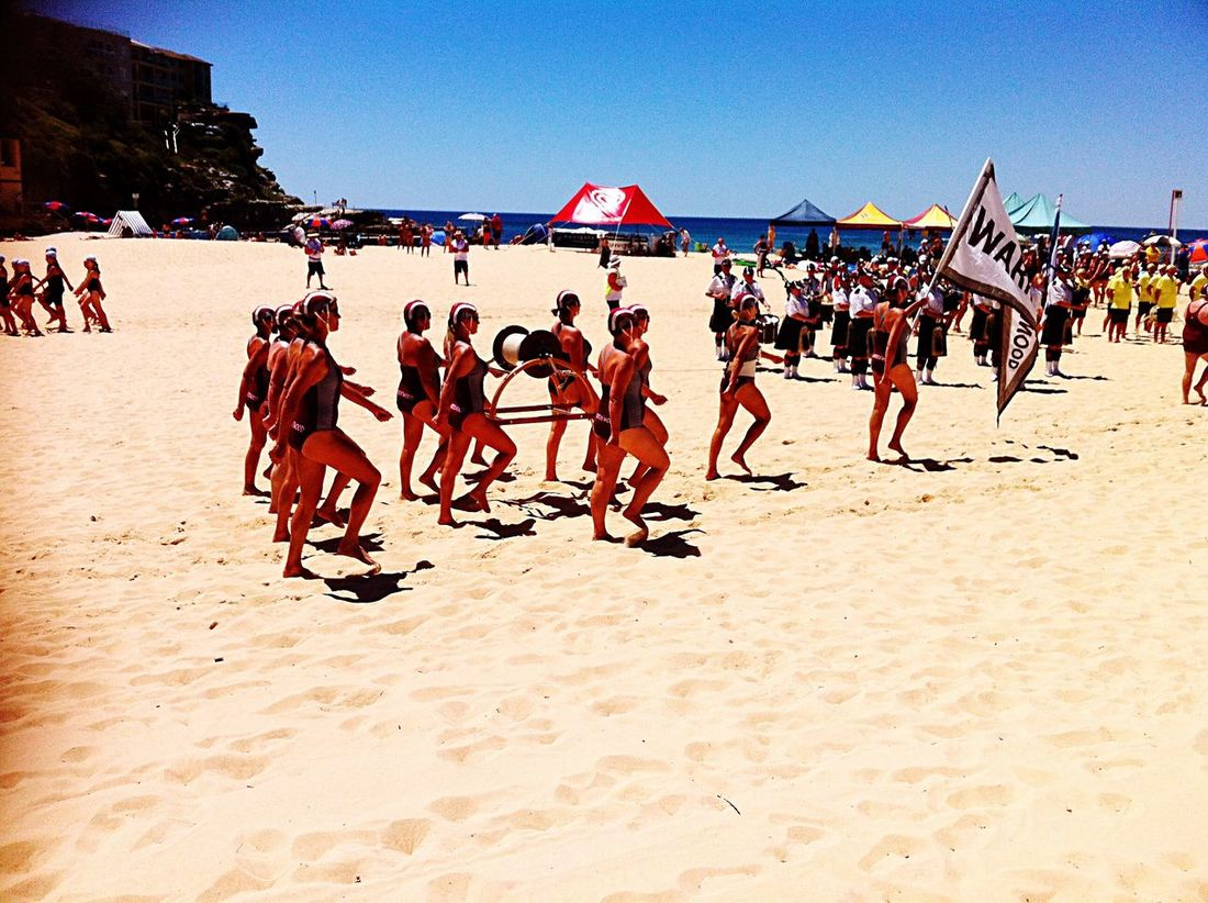 People Of The Oceans Queenscliff, NSW, Australia Junior Life Savers Parade young life savers doing parade and competition. Most of them become life guards patrolling the beach to keep the people safe, great job! Australia Lifestyle Ocean Junior Life Savers Lifesaverclub Beach Photography Beachparade Parade Beach Oceanside Australia