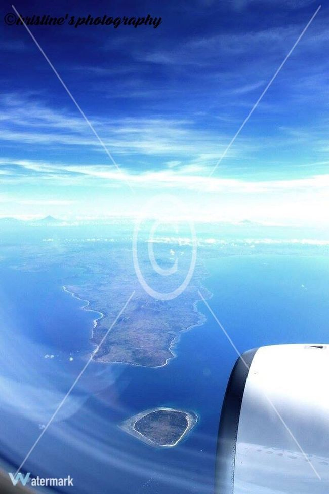lets go travelling.. Amazing Philippines Christine's Photography Wingshot Top View Amazing View Clouds And Sky Travels