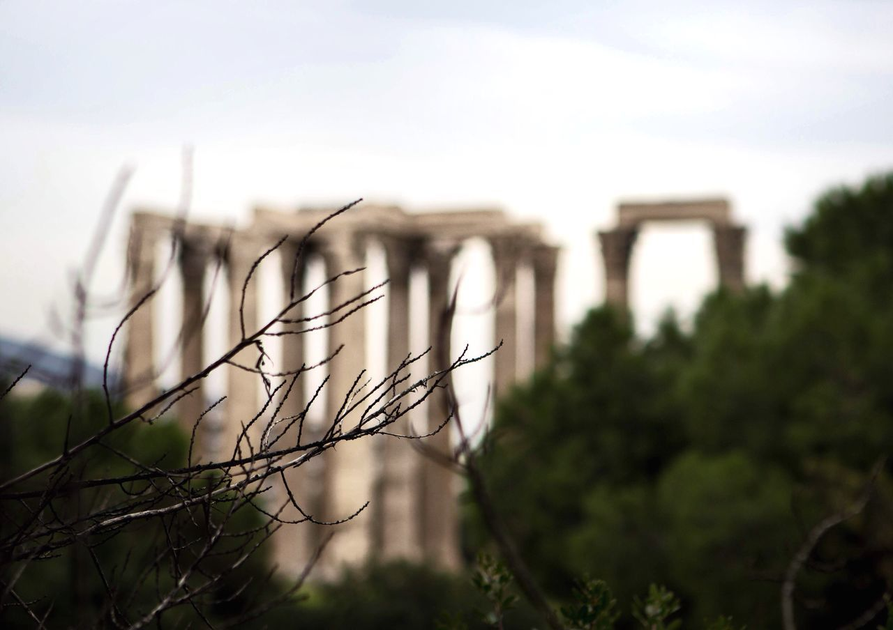 Beautiful stock photos of athens, Ancient, Architectural Column, Architecture, Built Structure