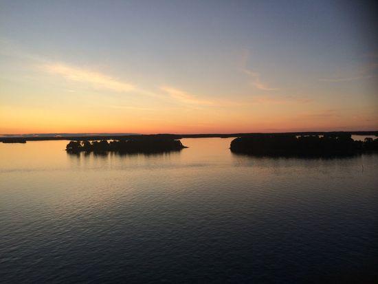 Swedish Island Swedishmoments Baltic Sea Cruise Ship from Stockholm Sweden to Helsinki Finland Hello World