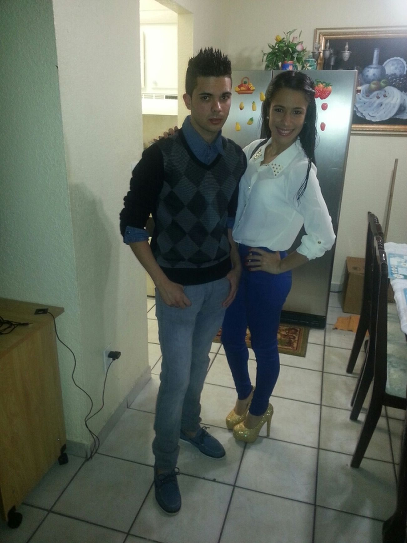 Babe And Me :)