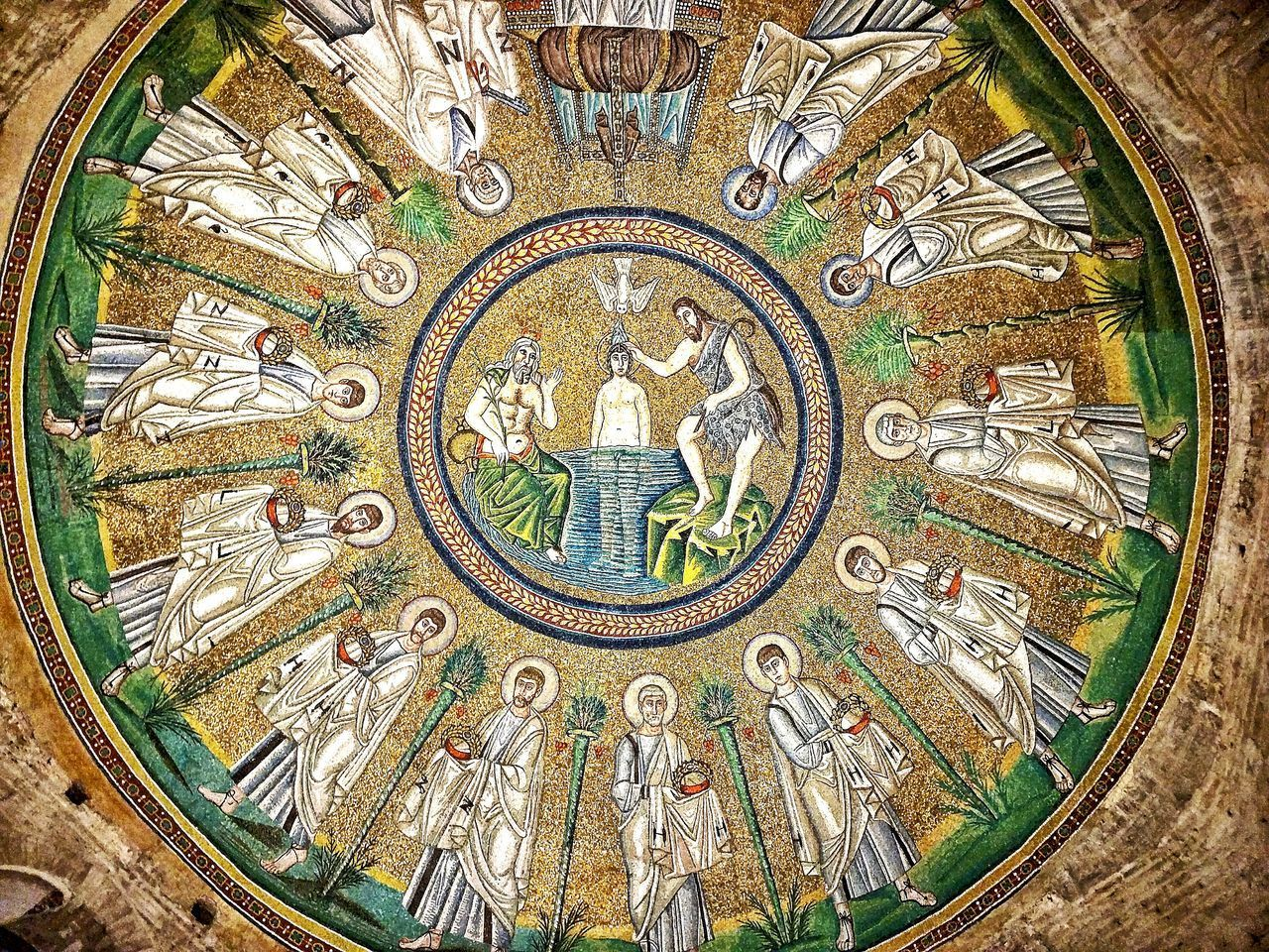Culture Art Architecture Mosaic