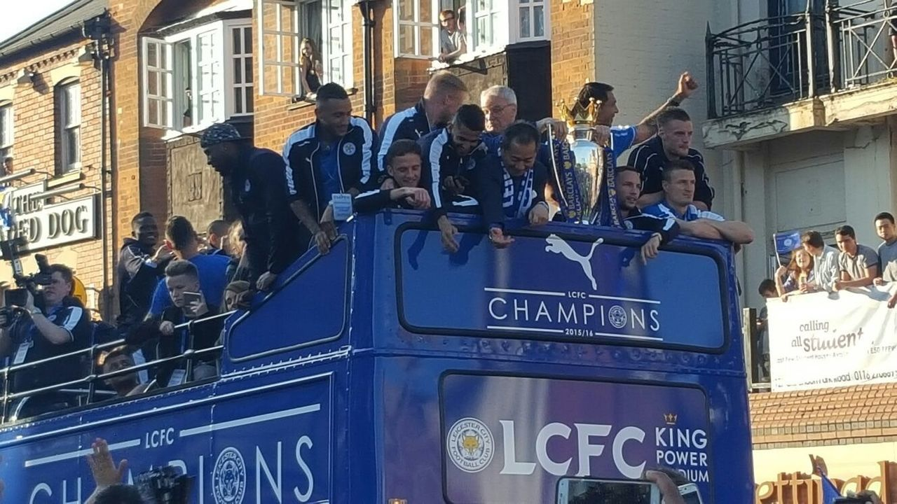 My Favorite Place Leicester Blues Home City History City Life Memories Day Matchday Leicestercity Leicestercitywinners LeicesterClockTower First Eyeem Photo