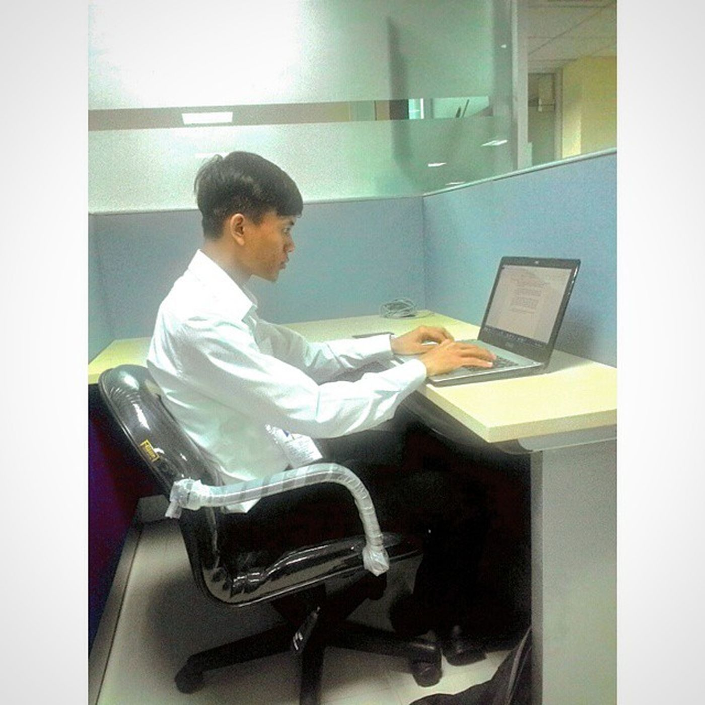 First day, late post. Magang Kominfo Uns Jakartapremium