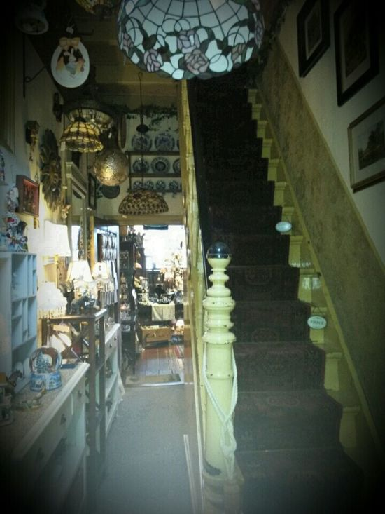 Antiques Antique Shop The Places I've Been Today
