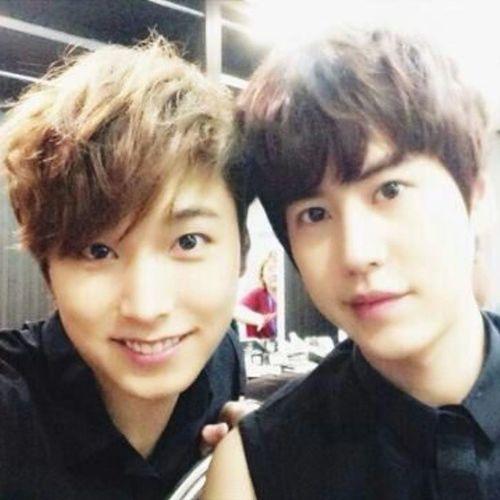 i love KyuMin ! :3 KyuMin Kyuhyun Sungmin Sj  superjunior likeme likeplease likeforlike