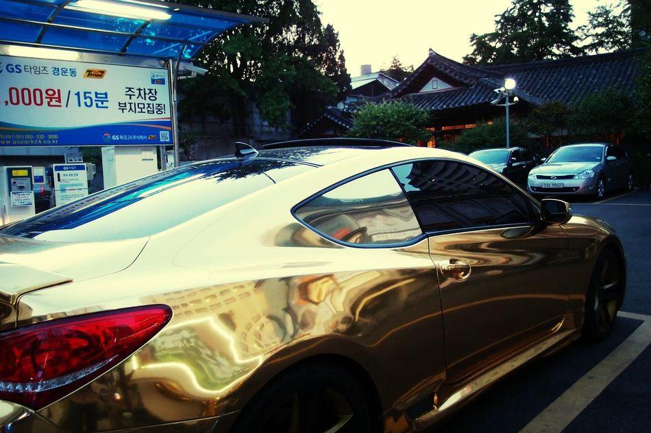 Car Gold
