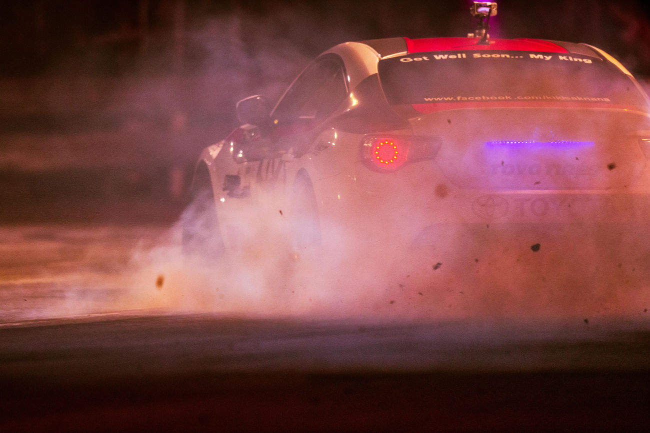 Drift Auto Racing Back Car Cars Close-up Drift Motorsport Night No People Racing Racing Car Smoke - Physical Structure Speed Sport Sport Racing The Drive The Drive. Tire Toyota