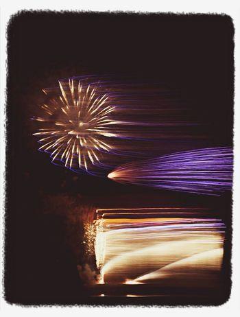 Fireworks Summer
