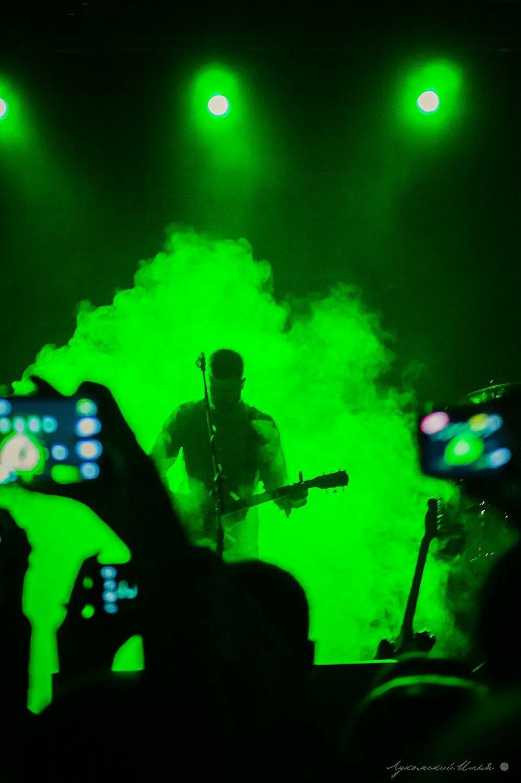 сплин александр васильев Concert Rock Music Music Rock Concert Gomel Belarus Green Smoke Green