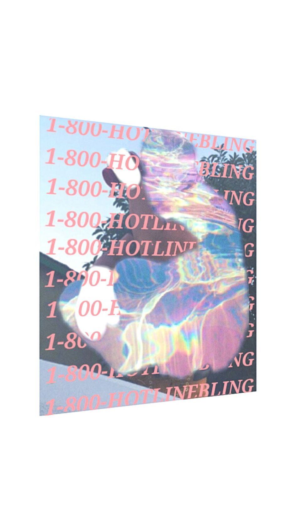 Hotline Bling Drake  6ix .doG Designs