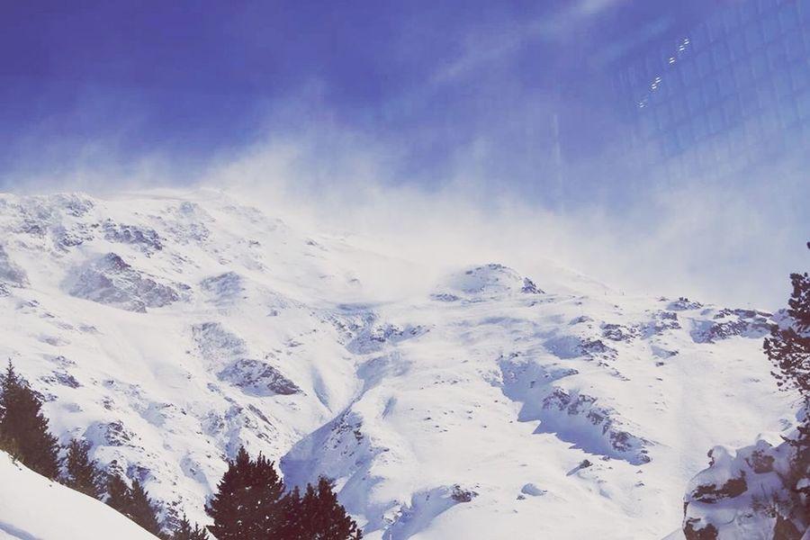 Mountains Snow Photography White