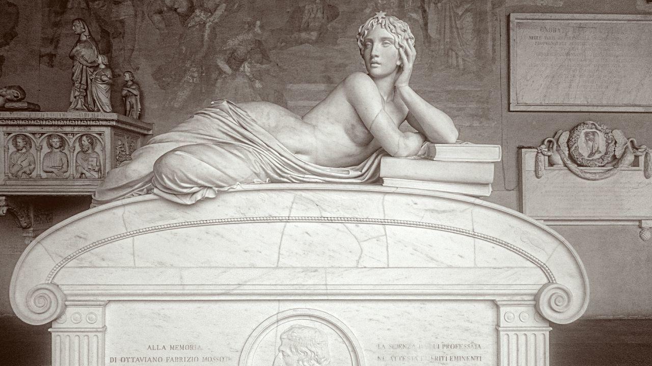 Pisa Camposanto Sculpture Wonderful Escile Escileminne Art Human Representation