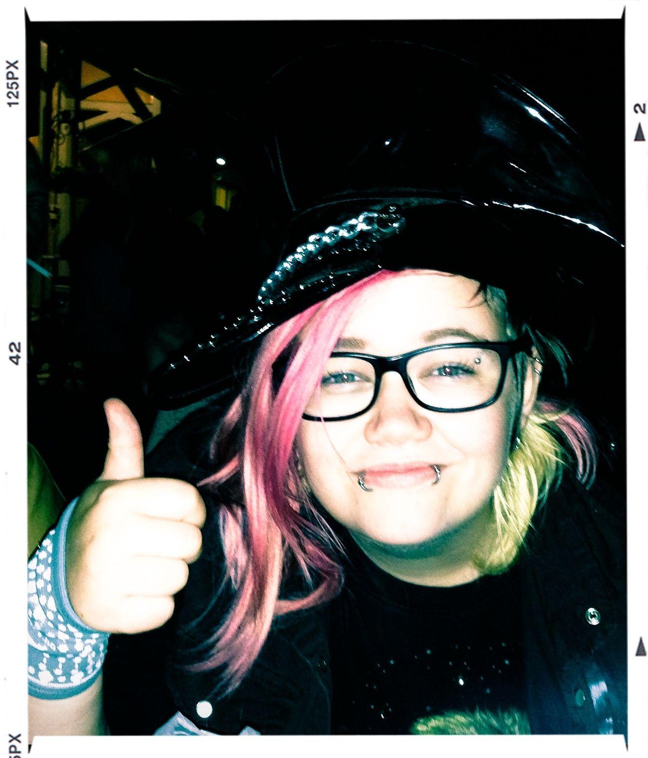 Girl from Lillestrøm.