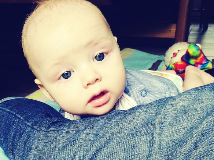 Baby Cute First Eyeem Photo
