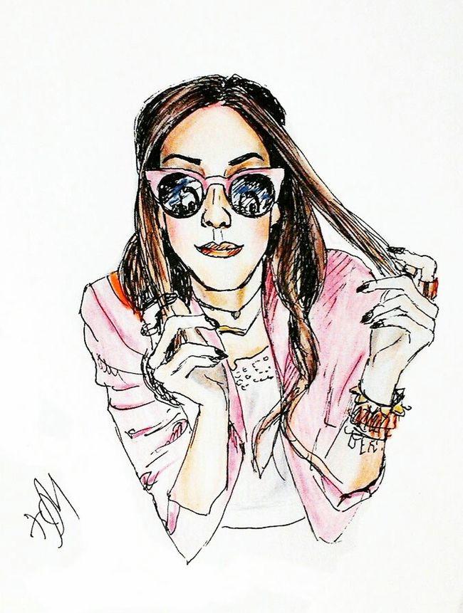 Quicksketch Fashionillustration Illustration