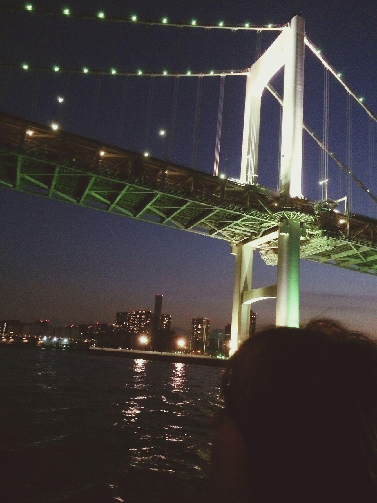 Night View Taking Photos Cruising Enjoying Life