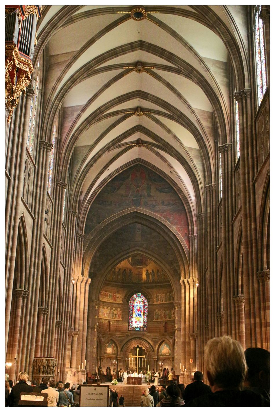 Cathedrals  Soderbergh Bestchurch Beautifulwall