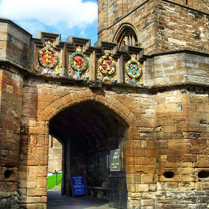 'Enter..The Birthplace of Mary Queen of Scots' LinlithgoPalace Linlithgow Scotland Palace Historical RoyalCrest architectureporn buildingporn igscotland igtube Igers igdaily most_deserving iphonesia photographyoftheday insta_shutter Contestgram thebestshooter Instagood instamob picoftheday bestoftheday instagrammers