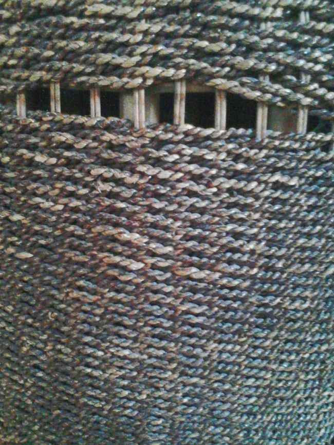 Pattern Pieces Showcase: February Eceng Gondok