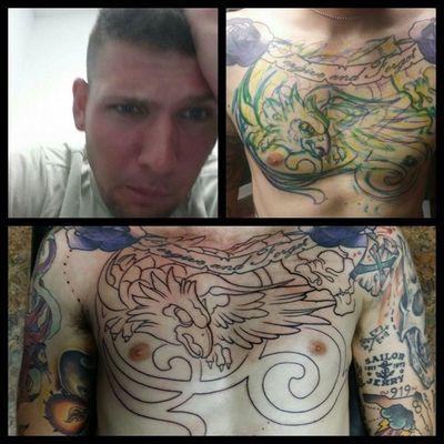 That face. @7669snow Kingpintattoosupply Neotat Eternalink Allaprimaink arcaneink fkirons stylusmachine fusion_ink truegrips truetubes @kingpintattoosupply tattooed tattoos tattoo stencilstuff spraystuff guysthatlooklikechicks guyswithtattoos tattooedguys tattooedmen austintx texasinkaholics texas austin skulls skull eagle eagletattoo chesttattoos