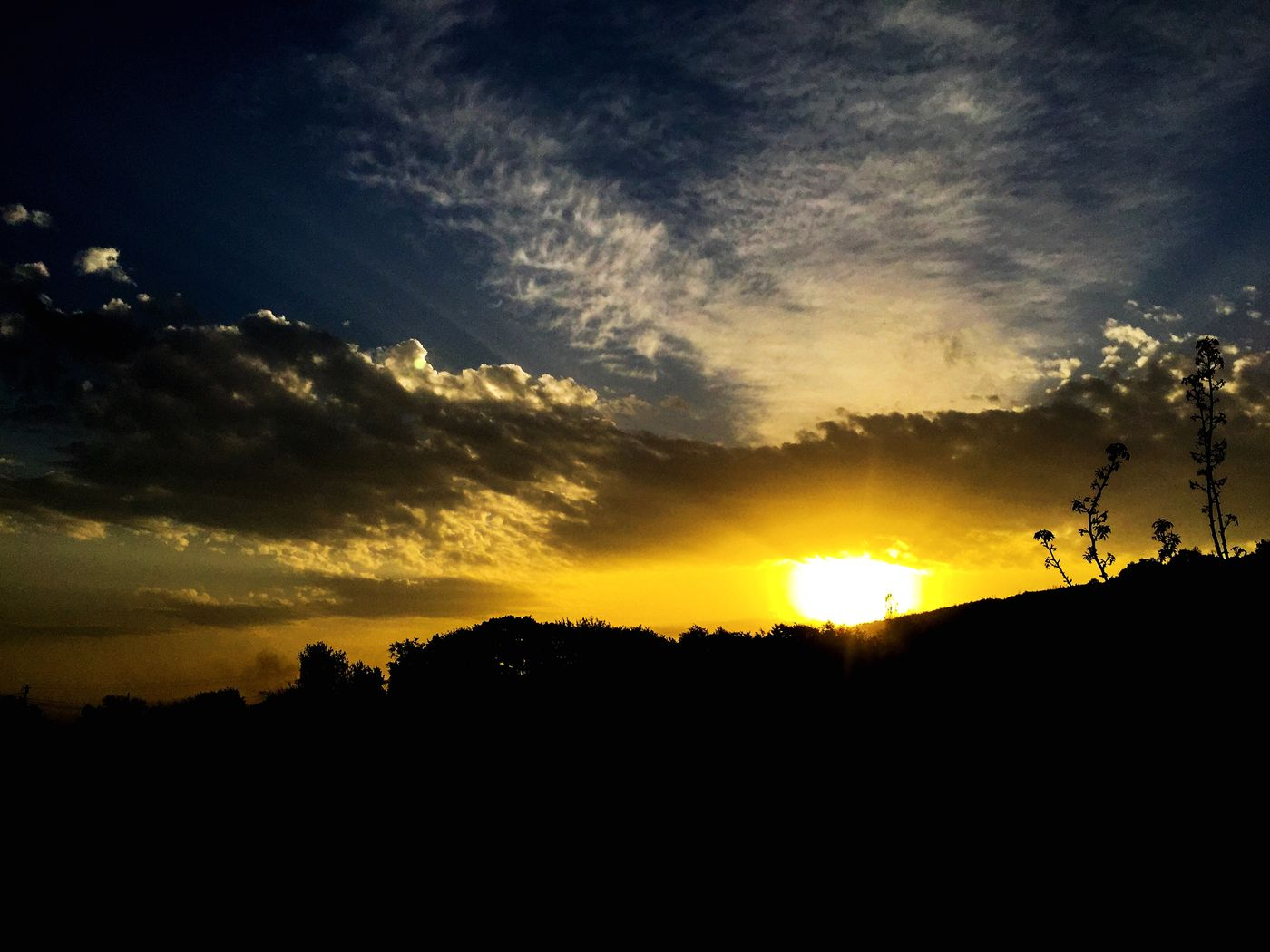 Sunset Sundown Summer ☀ Amazing Nature Nice