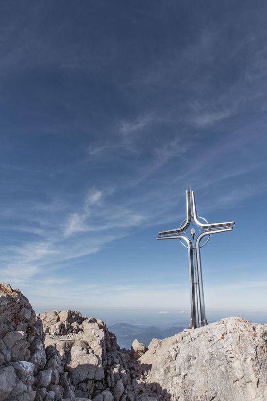 Berchtesgaden Creativity Hoher Göll Metal Mountains Peak Stone