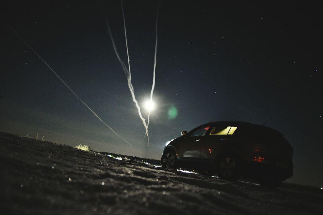 November '16 ls_vegasNSK Nightphotography Kia Sportage Neftekamsk Starsky