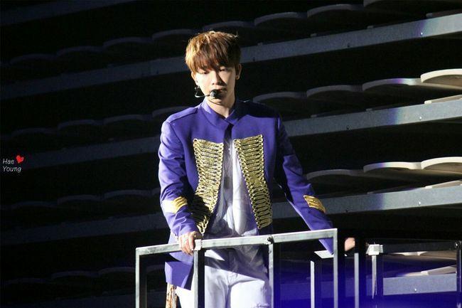 150607 SUPER JUNIOR D&E ASIA TOUR 2015 –PRESENT- IN TAIPEI 李東海 Donghae 이동해