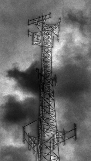 One day, I will get you a picture from the top. The Impurist Black And White Electr⚡️cal L❤️ve Eyeem Dedicated Mother Vs Nature Tower Of Terror Sky And Clouds Eye Am Nature My Bw Obsession