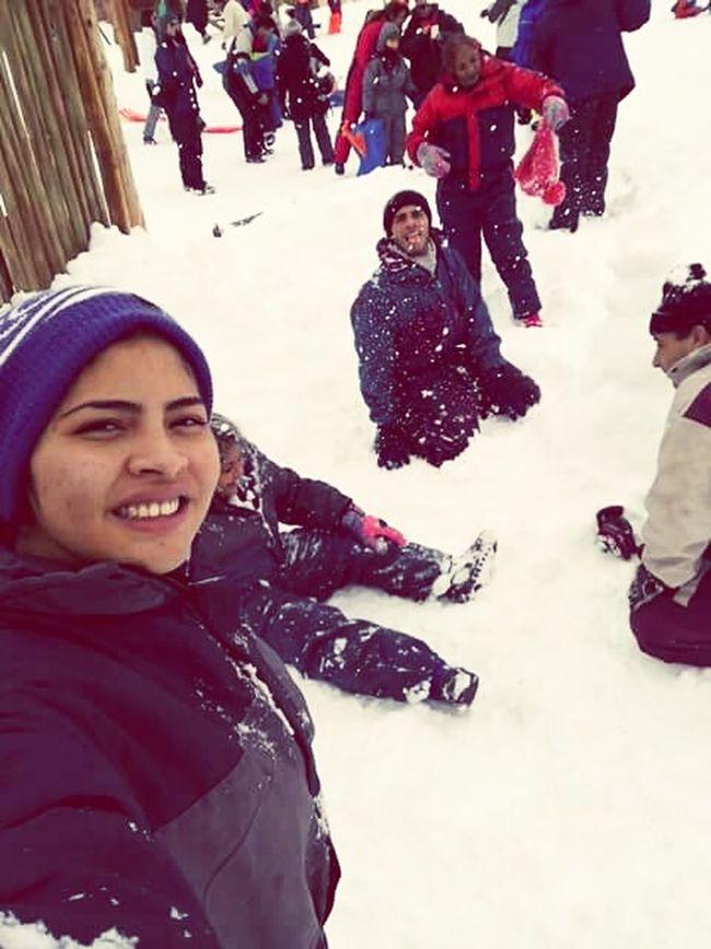 En La Nieve! Withthefamily ♡